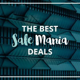 Go Nuts and Shop the Best Sale Mania Deals