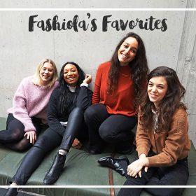 Fashiola Favourites: December