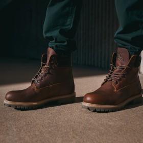 Men's Heeled Boots