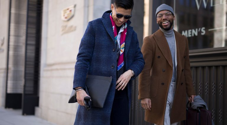 A Guide to Men's Wardrobe Staples