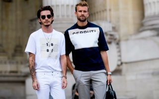 The Secret to Men's Street Style