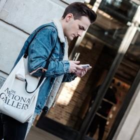 Men's Tote Bags
