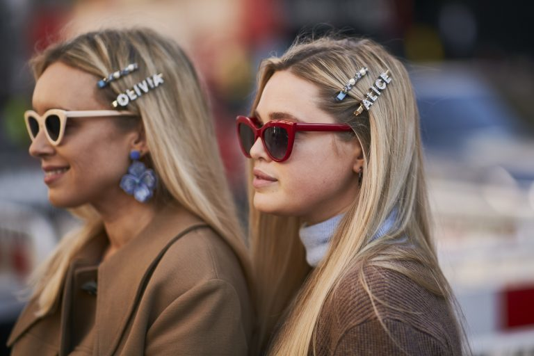 It's official, hair accessories are the new jewellery