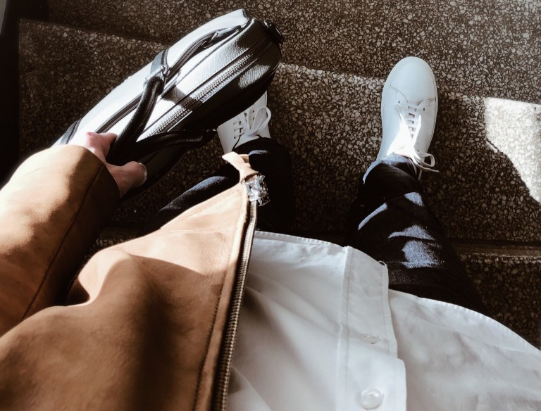 Men's Smart Casual Sneakers that are office-approved-592