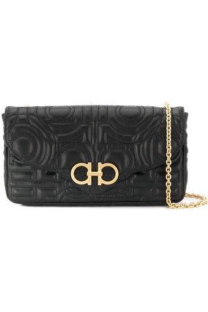 Salvatore Ferragamo Women Shoulder Bags - Gancini mini bag