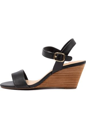 I LOVE BILLY Genna Il Sandals Womens Shoes Casual Heeled Sandals