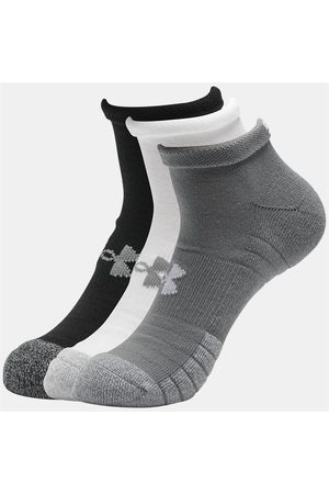 Under Armour Adult HeatGear® Lo Cut Socks 3-Pack
