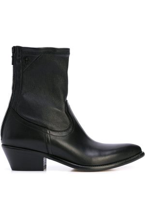 RTA Ankle zipped boots