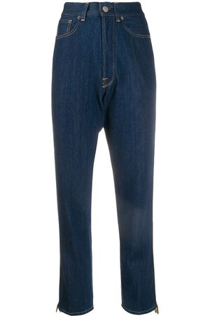 Golden Goose Women Straight - Straight-leg jeans