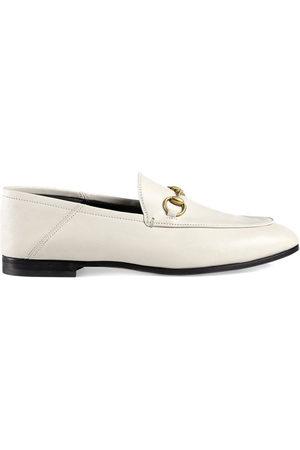 Gucci Women Loafers - Brixton Horsebit loafers