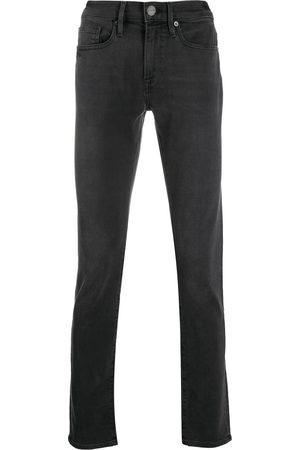 FRAME Men Skinny - Mid-rise skinny jeans