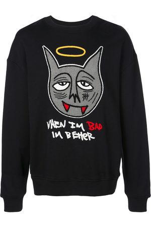 HACULLA When I'm Bad I'm Better drop shoulder sweatshirt