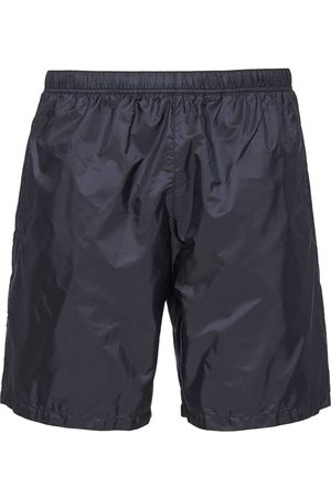 Prada Nylon swim trunks