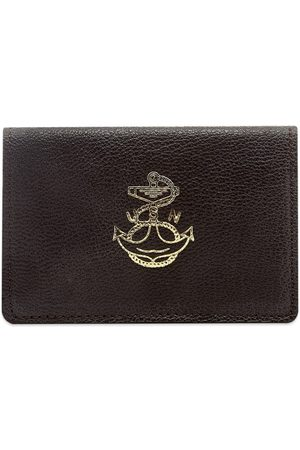 The Real McCoys Men Wallets - The Real McCoy's Goatskin Card Holder