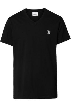 Burberry Monogram v-neck T-shirt