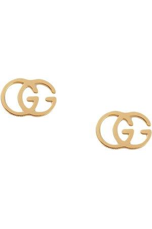 Gucci GG tissue stud earrings