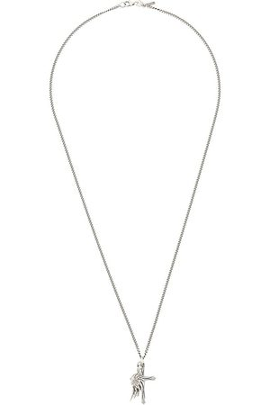 EMANUELE BICOCCHI Necklaces - Wing and Cross pendant necklace