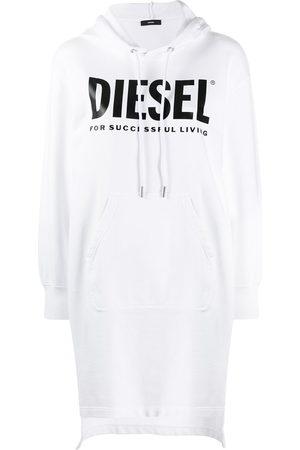 Diesel Drawstring sweater dress