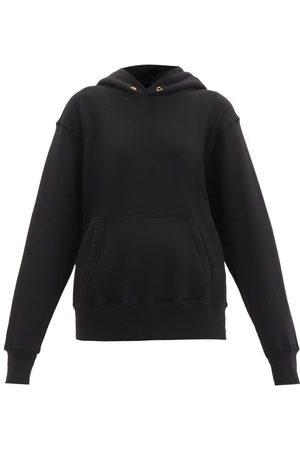Les Tien Loop-back Cotton Hooded Sweatshirt - Womens
