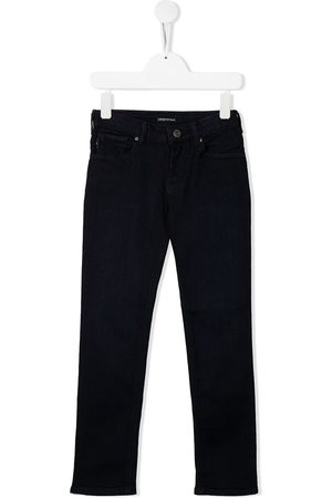Emporio Armani Boys Slim - Slim-fit jeans