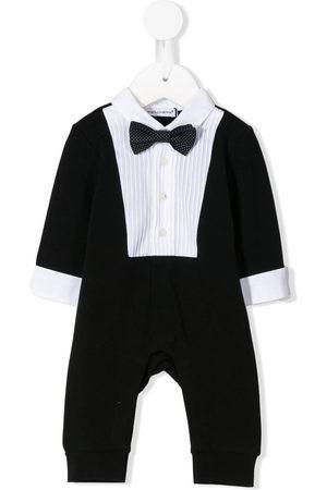 Dolce & Gabbana Kids Tuxedo-style romper