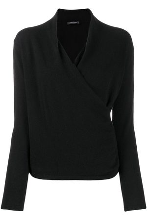 Philo-Sofie Wrapped front jumper