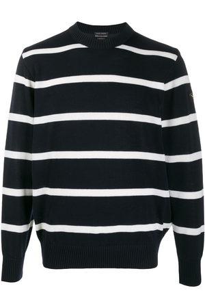 Paul & Shark Men Sweatshirts - Striped print jumper