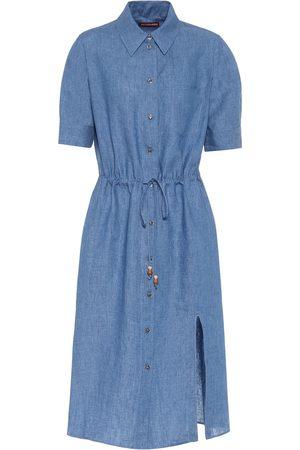Altuzarra Exclusive to Mytheresa – Jax linen midi shirt dress
