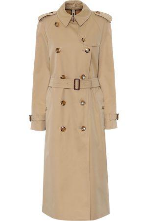 Burberry Waterloo cotton trench coat