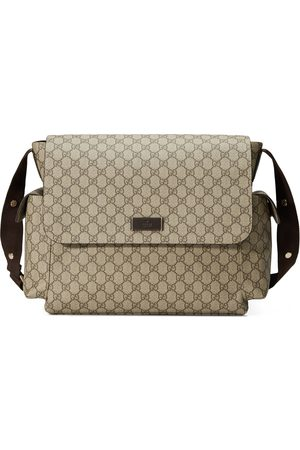 Gucci Baby Baby Changing Bags - GG Supreme baby changing bag