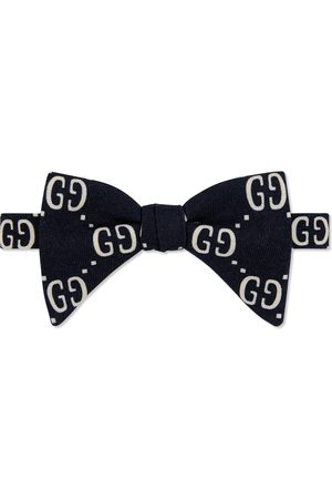 Gucci Children's GG wool silk bow tie