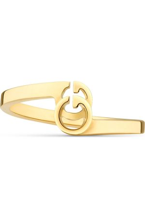 Gucci GG Running ring in yellow gold