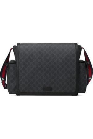 Gucci GG Supreme baby changing bag