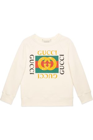 Gucci Sweatshirts - Children's sweatshirt with logo