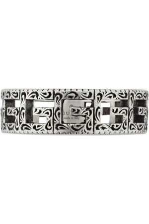 Gucci Men Rings - Ring with Square G
