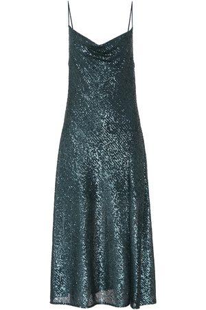 JONATHAN SIMKHAI Midi Dresses - Sequined midi dress