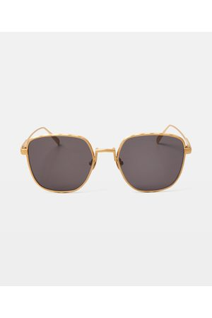 Valley Dotan Sunglasses Brushed