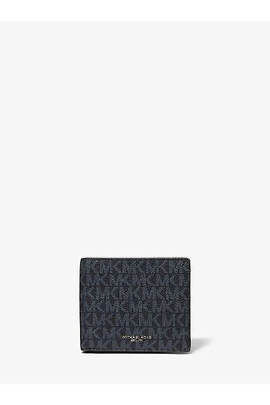 Michael Kors Wallets - Greyson Logo Billfold Wallet With Coin Pocket