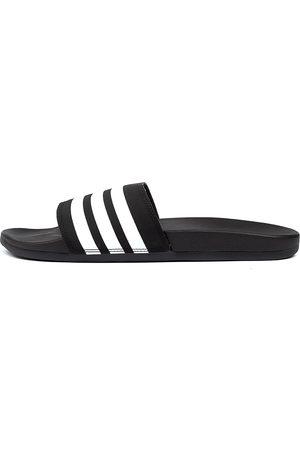 adidas Women Sandals - Adilette Comfort W Bla Sandals Womens Shoes Casual Sandals Flat Sandals