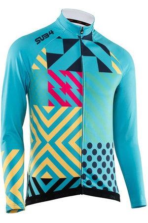 SUB4 Thermal Joker Womens Long Sleeve Cycling Jersey - Teal