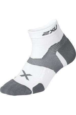 2XU Vectr Cushion 1/4 Crew - Unisex Running Socks - /