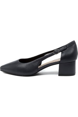 SUPERSOFT Kalie Su Navy Shoes Womens Shoes Comfort Heeled Shoes