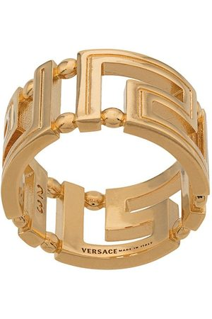 VERSACE Greca cut-out ring