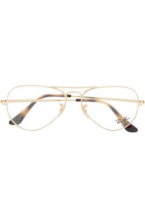 Ray-Ban Sunglasses - Aviator frame glasses