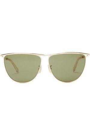 Céline D-frame Metal Sunglasses - Mens
