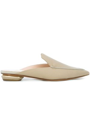Nicholas Kirkwood Women Flat Shoes - 18mm Beya flat mules