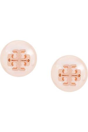 Tory Burch Double-T stud earrings