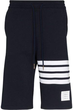 Thom Browne Engineered 4-Bar Jersey Sweatshort