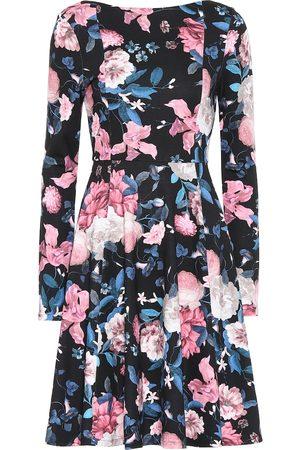 Erdem Casual Dresses - Martina floral ponte jersey dress