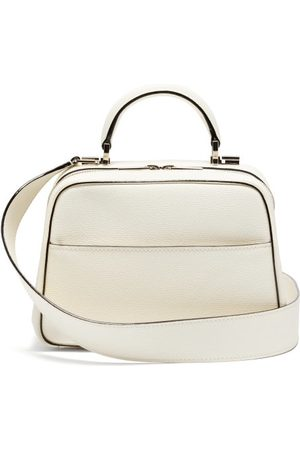 VALEXTRA Serie S Small Grained-leather Bag - Womens
